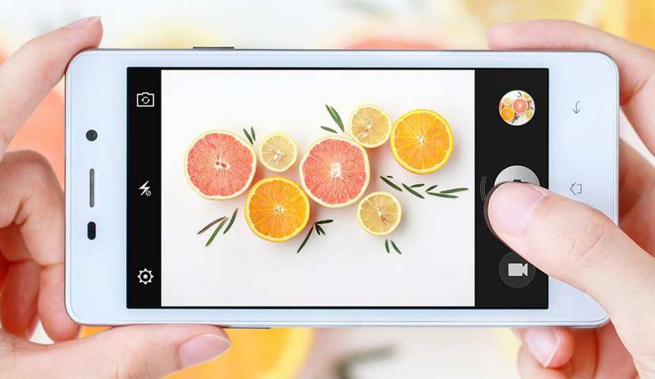 Oppo Joy 3 launched in India for Rs 7,990