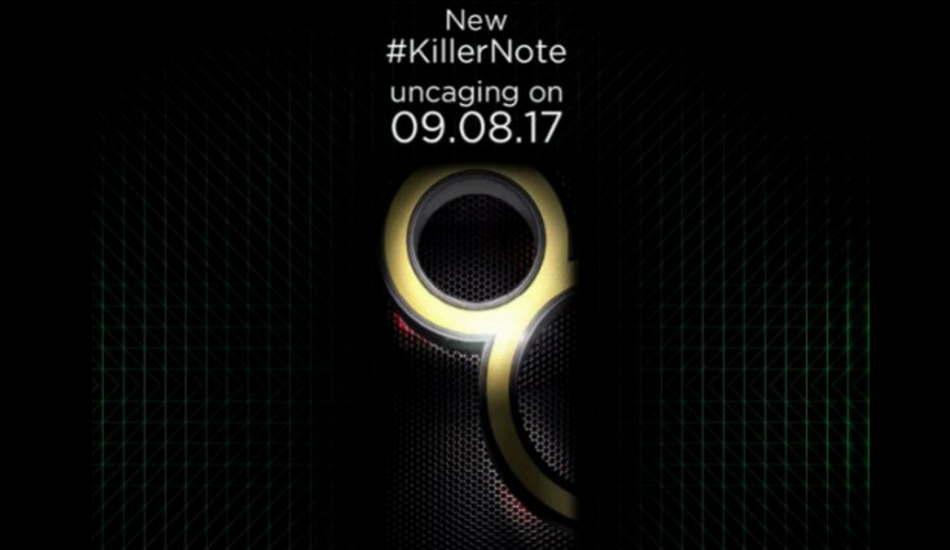 Lenovo teases K8 Plus with dual-camera setup and fingerprint sensor
