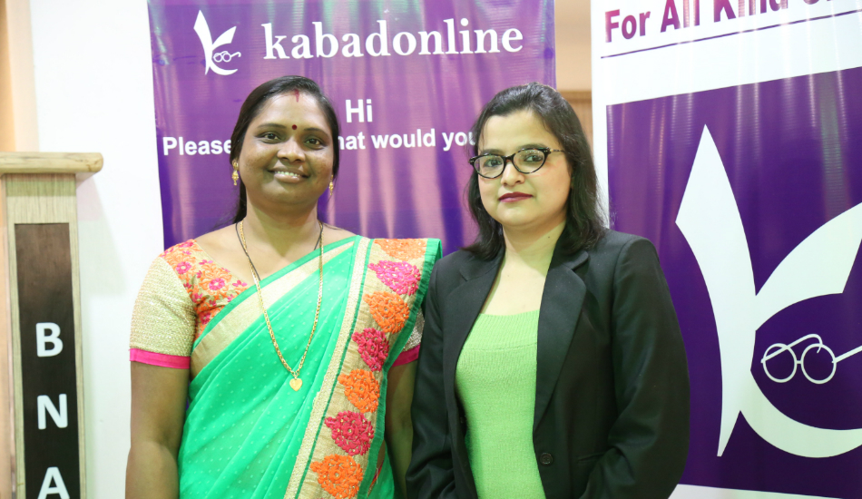 Kabadonline lets you sell your scrap online direct from your home