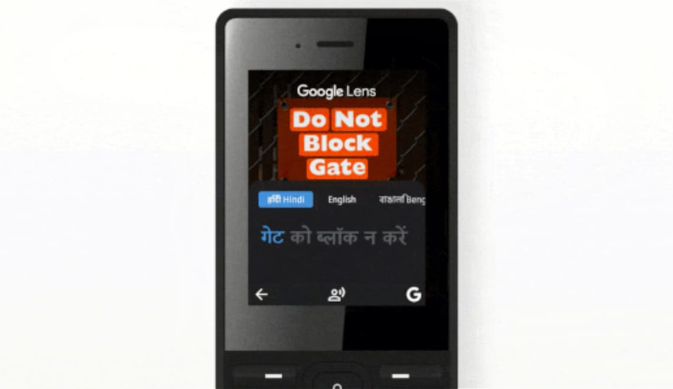 Google to read and translate text via Google Assistant on KaiOS
