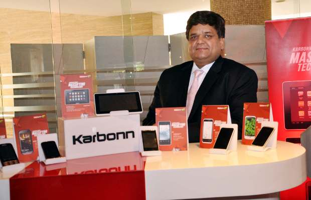 Images of Karbonn Mobiles new manufacturing plant