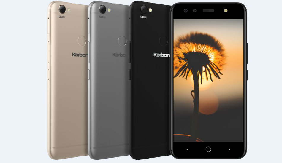 Karbonn Frames S9 launched with dual front camera for Rs 6,790