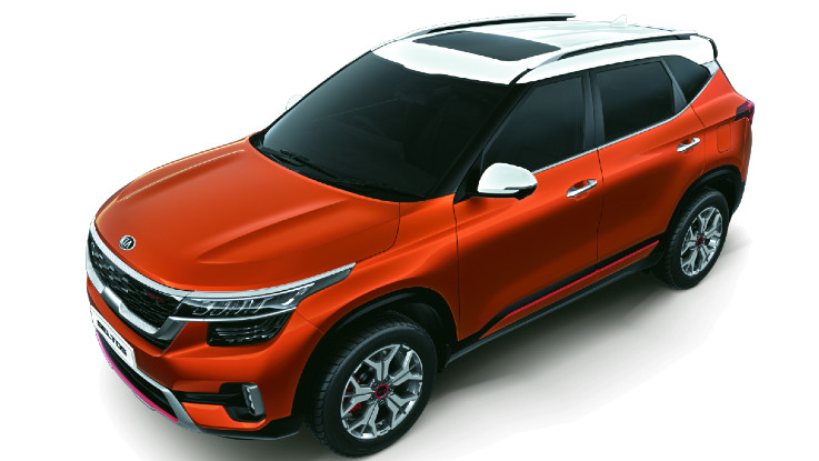 Kia Seltos SUV launched with new features, colour options