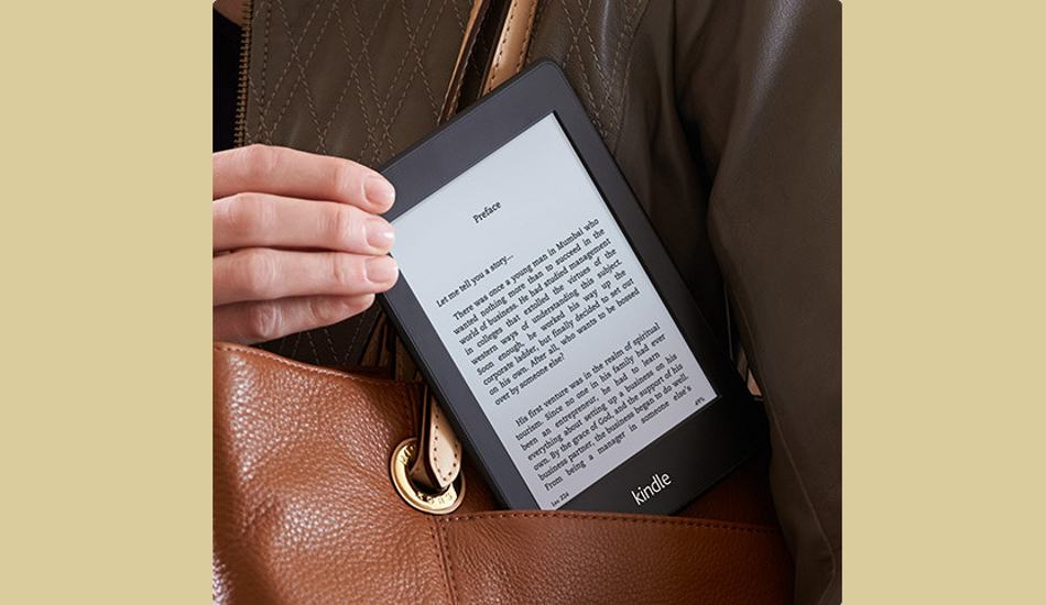 Amazon starts pre-order of new Kindle Paperwhite for Rs 10,999