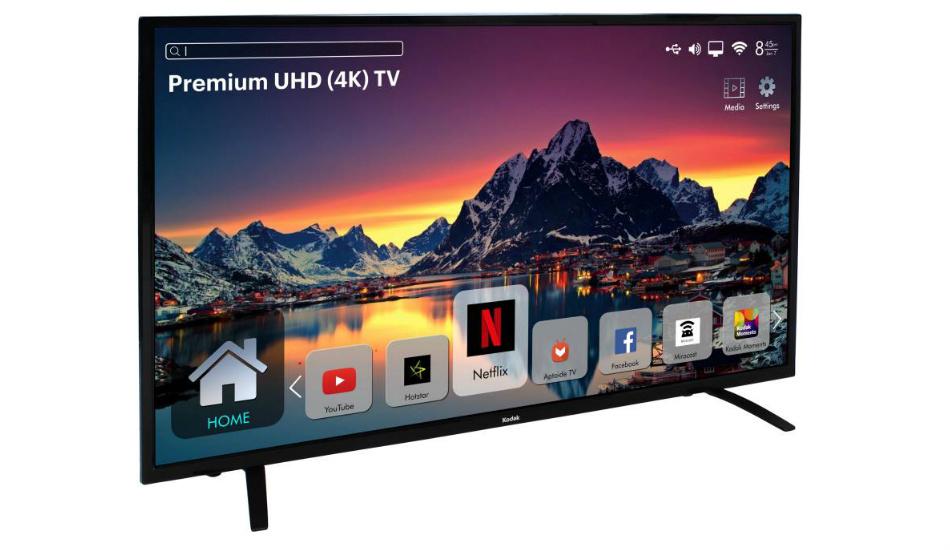 Our TVs are brighter than Xiaomi's TV: Kodak