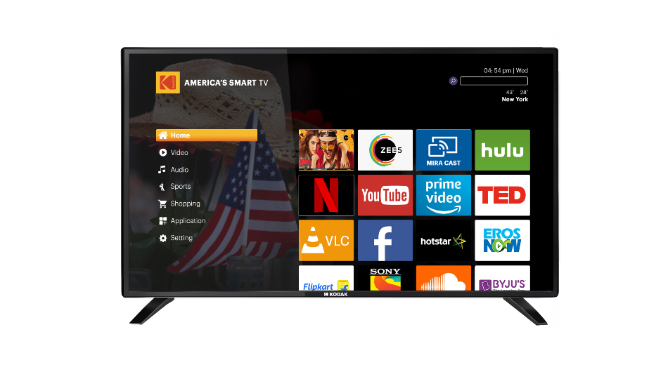 Kodak launches two new XPRO TV models in 43-inch, 50-inch sizes