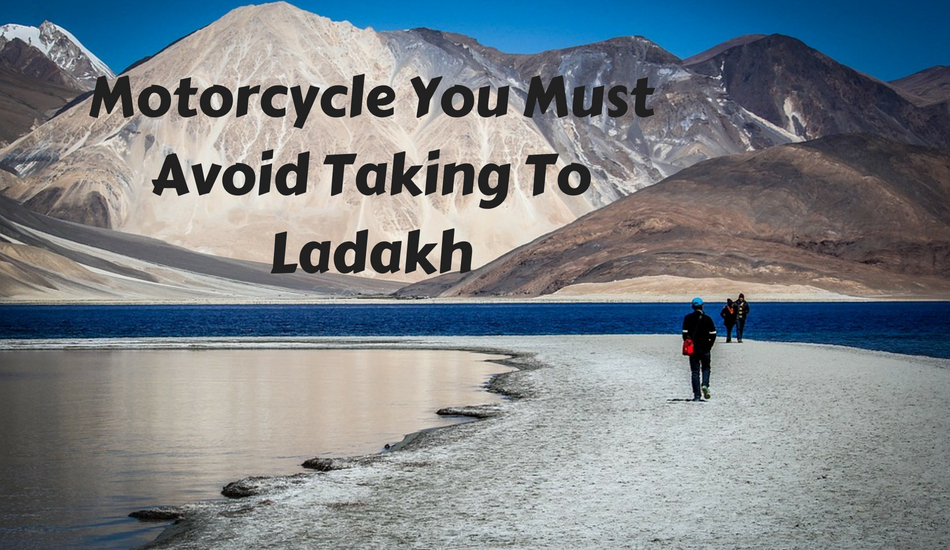 5 Motorcycles  that could be a  letdown on the Manali-Leh road to Ladakh