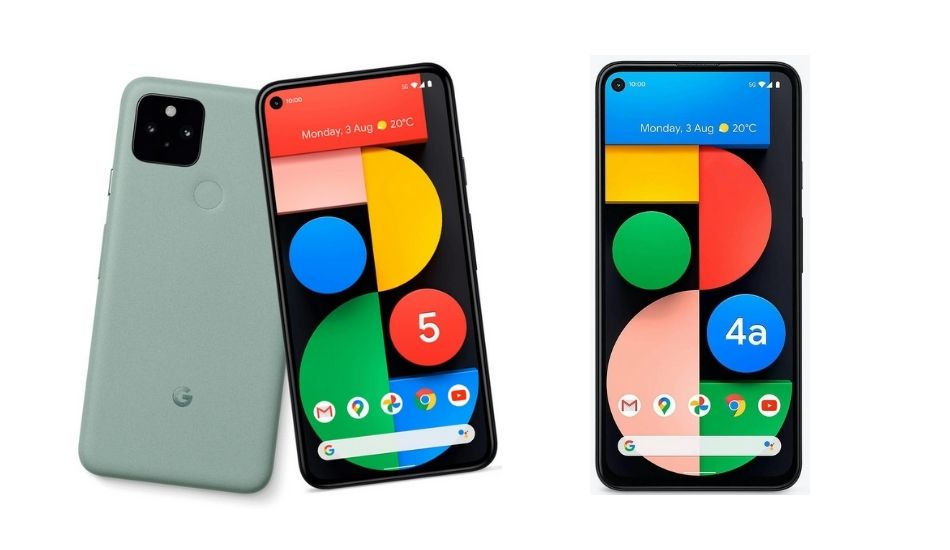 Google Pixel 5, Pixel 4a 5G Launching Today: How to Watch Live Stream, Expected Price and Specifications
