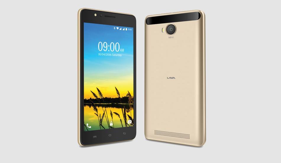 Lava A79 with 5.5 inch display, front flash light launched at Rs 5,699