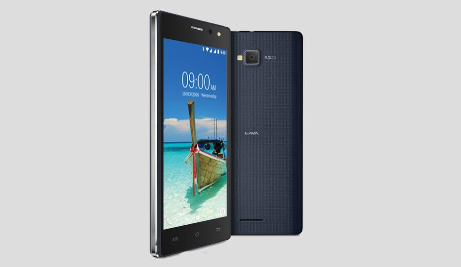 Lava A82 launched at Rs 5,299, offers 1GB RAM