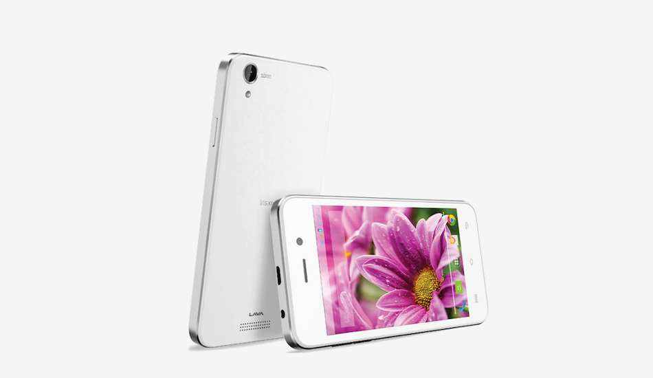 Meet Lava Iris X1 Atom: A Rs 4,444 phone upgradable to Android Lollipop