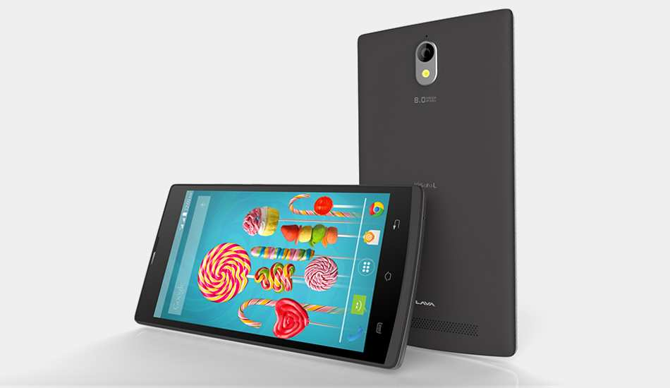 Lava brings Iris Alfa L with Android Lollipop, 3000 mAh battery for Rs 8,000