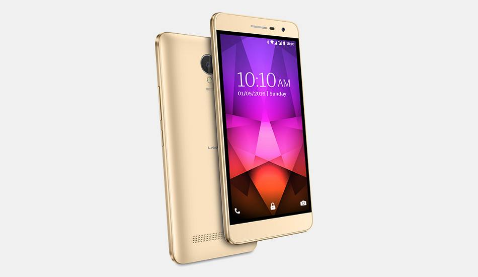 Lava X46 with 4G VoLTE, HD display launched at Rs 7,999