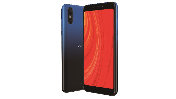 Lava Z61 Pro with 5.45-inch HD+ display launched in India