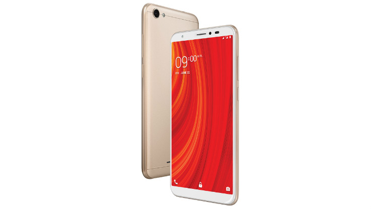 Lava Z61 Android Go smartphone with FullView display launched in India