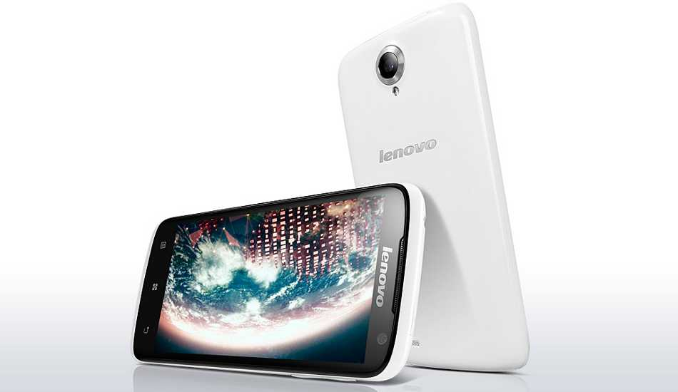Lenovo rolls out Android KitKat update for S Series smartphones