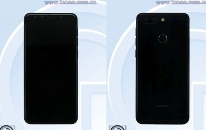 Mysterious Lenovo phone with 5.7-inch HD+ display gets certified
