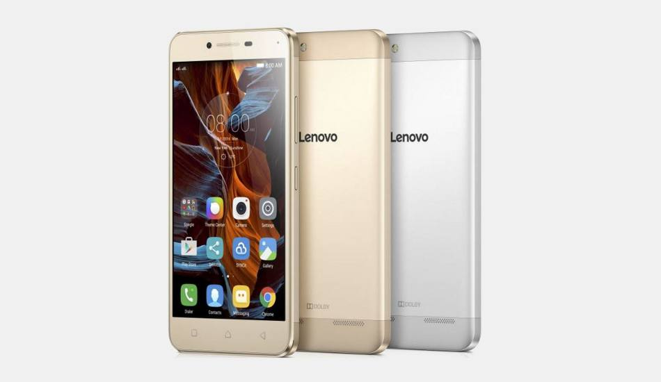 Lenovo Vibe K5 is now available via open sale