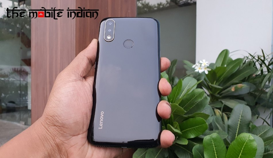 Lenovo Z6 Pro, Lenovo K10 Note and A6 Note launched in India