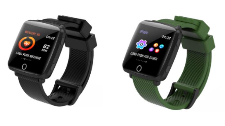 Lenovo Carme smartwatch now available on Amazon India