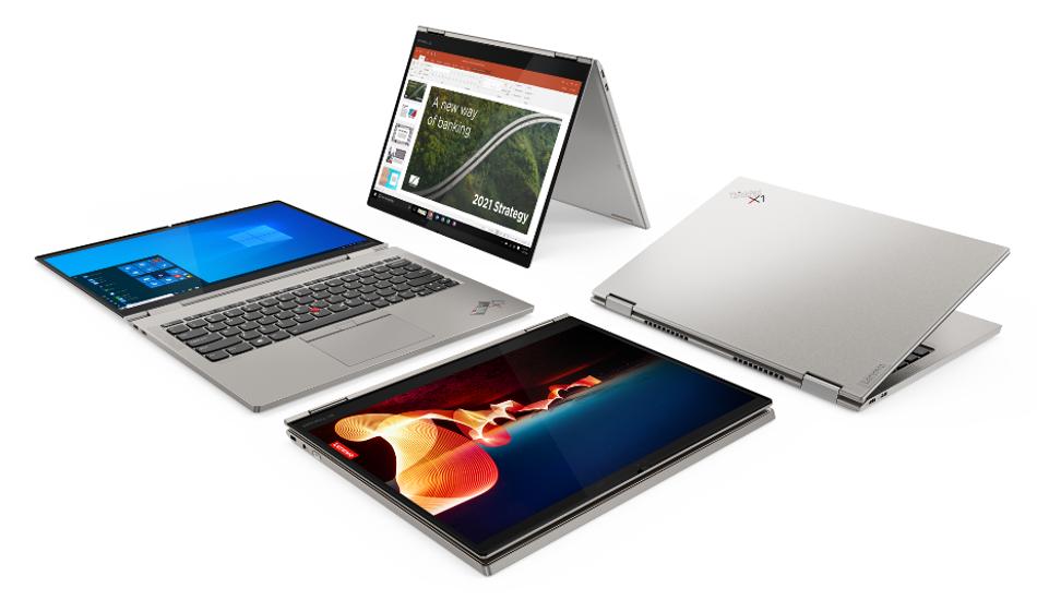 Lenovo unveils ThinkPad X1 Titanium Yoga, ThinkPad X1 Carbon Gen 9, X1 Yoga Gen 6, ThinkPad X12 Detachable