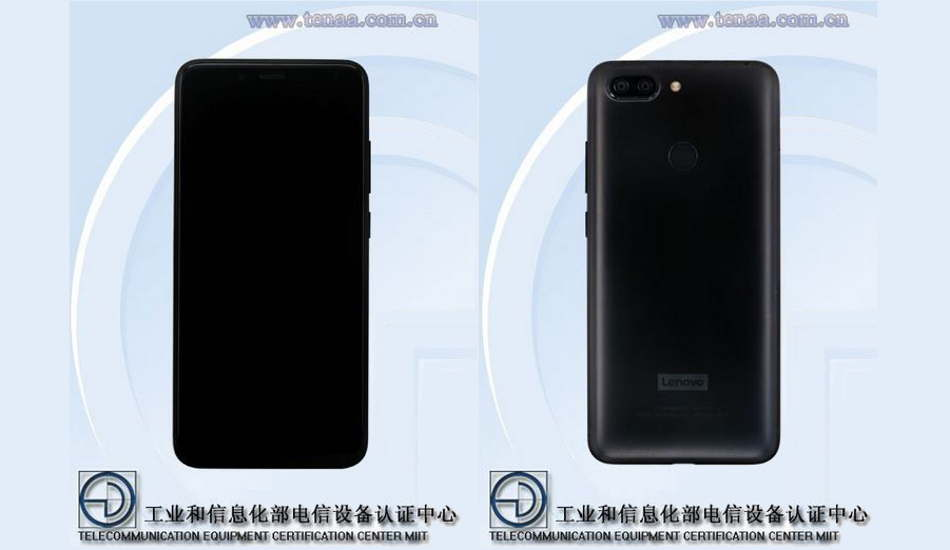 Lenovo K520 with 5.65-inch 18:9 display and dual cameras spotted on TENAA