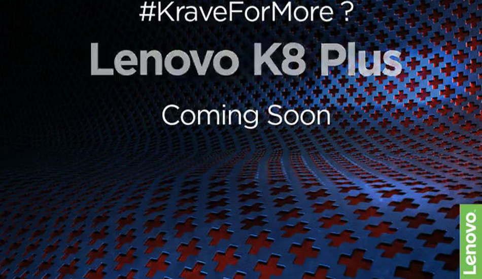 Lenovo K8 Plus now available for Rs 9,999 on Flipkart