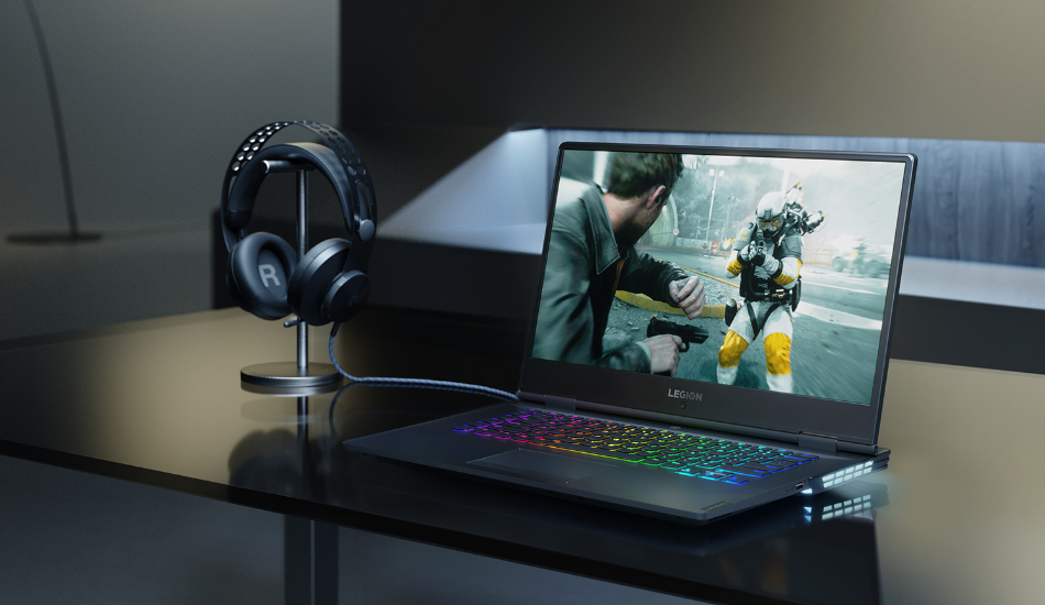 CES 2019: Lenovo announces Legion range of Laptops, Monitors, Gaming headsets and peripherals