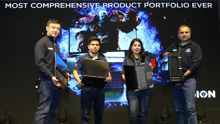 Lenovo launches Legion 7i, Legion 5Pi and Legion 5i gaming laptops in India