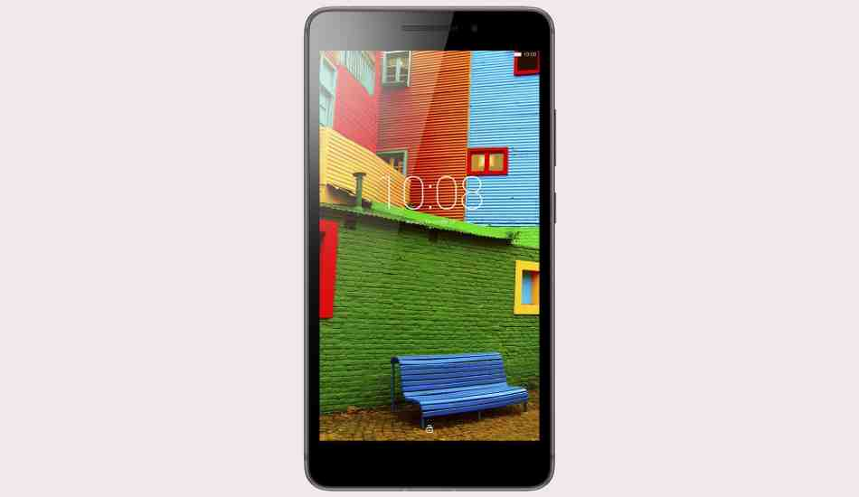 Lenovo Phab Plus with 6.8 inch display now available in India at Rs 18,490