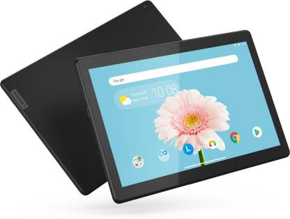 Lenovo M10 tablet launched for Rs 13,990