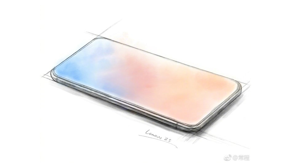 Lenovo Z5 will literally be an all-screen smartphone