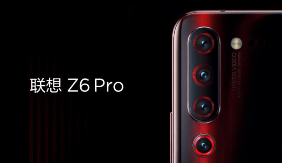 Lenovo Z6 Pro and Lenovo A6 Note to go on sale today at 12 Noon via Flipkart