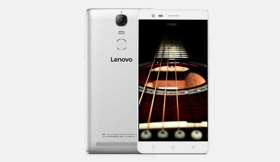 Lenovo K5 Note to be available exclusively on Flipkart