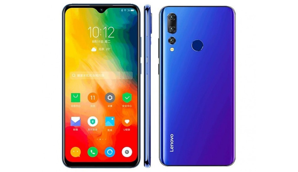 Lenovo K6 Enjoy launched with 6.22-inch waterdrop notch display and Helio P22 SoC