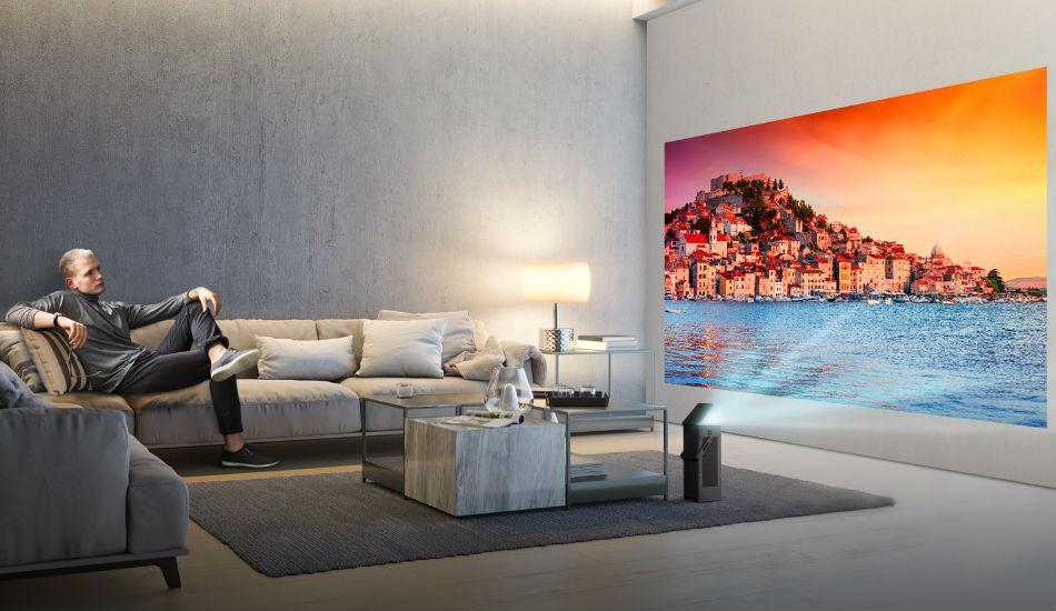 LG HU80KA 4K UHD projector to debut at CES 2018