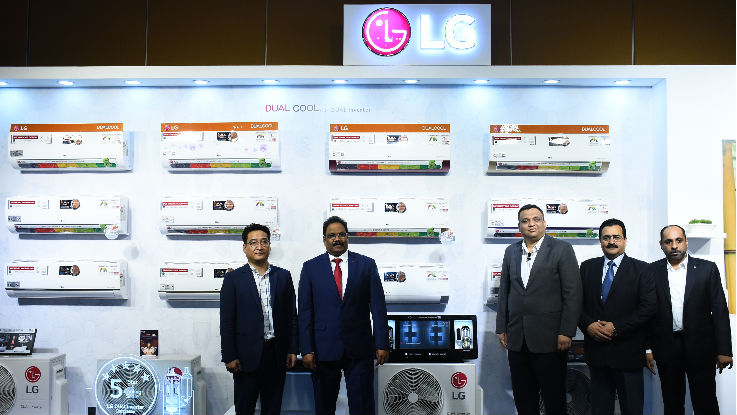 LG introduces new range of dual cool inverter air conditioners in India, price starts from Rs 31,990