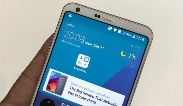 LG G6 gets its fourth price cut, offering Rs 13,000 discount