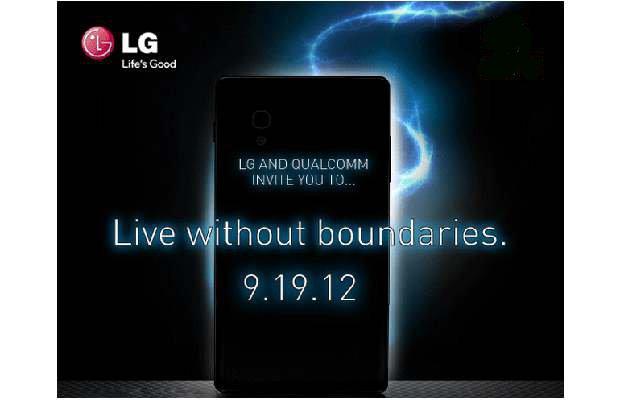 LG, Qualcomm to unveil Optimus G next week