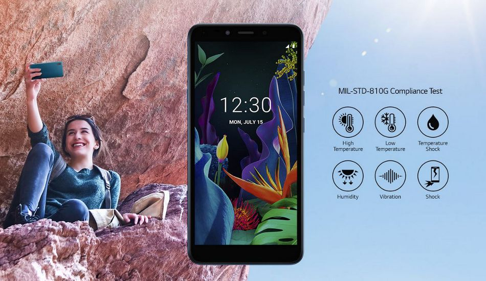 LG K20 Android Go smartphone launched with Snapdragon 425 SoC