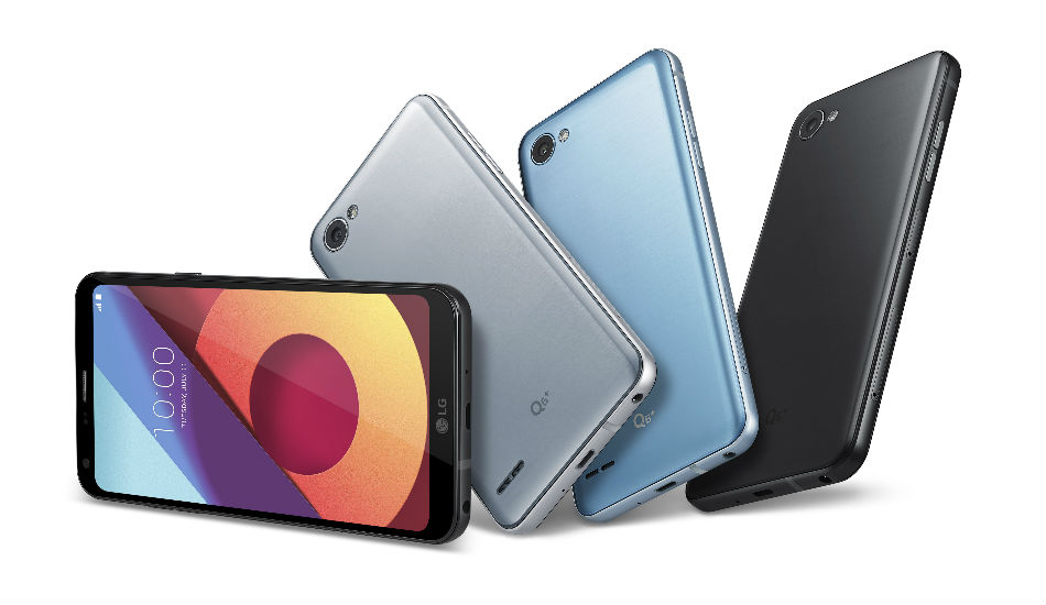 LG Q6 with 5.5-inch FHD+ FullVision display launching in India on August 10