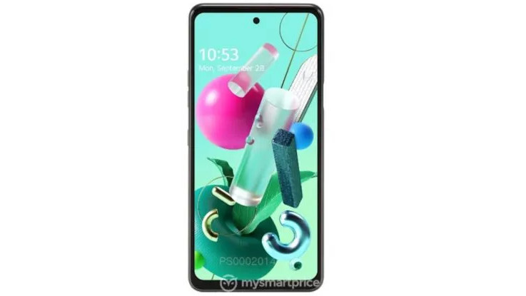 LG Q92 5G spotted on Google Play Console revealing key specs