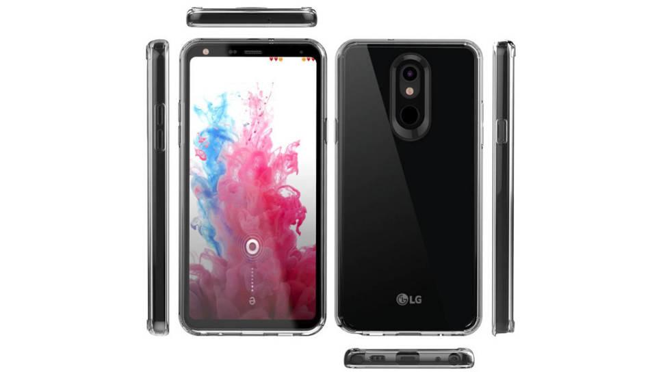LG Stylo 5 renders leaked