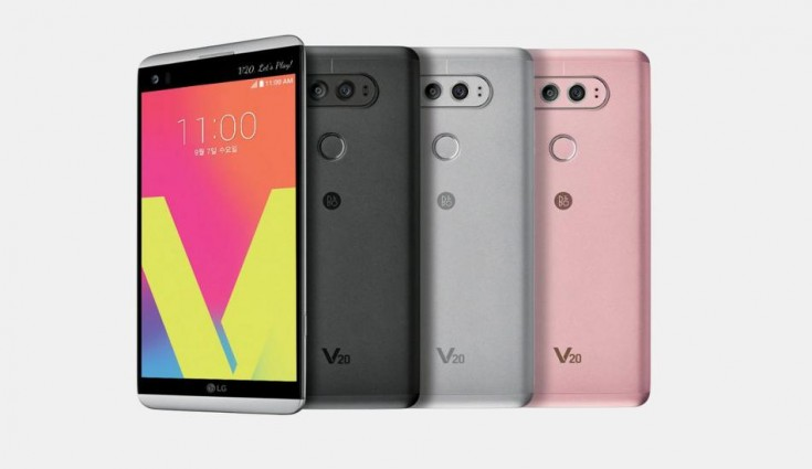 Deal Alert: LG V20 is now available at Rs 31,420 from Amazon