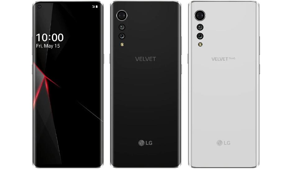 LG Velvet 4G with older Snapdragon 845 SoC goes official
