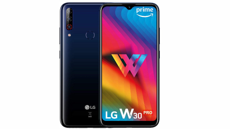 LG W30 Pro with Snapdragon 632 processor, triple rear camera launched in India