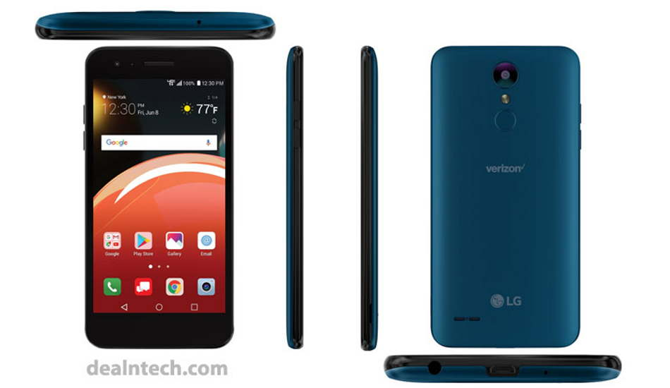 LG Zone 4 launched with 5-inch HD display and Snapdragon 425
