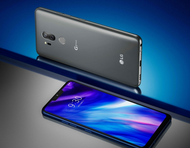 LG G7 ThinQ to receive Android Pie update in Q1 2019