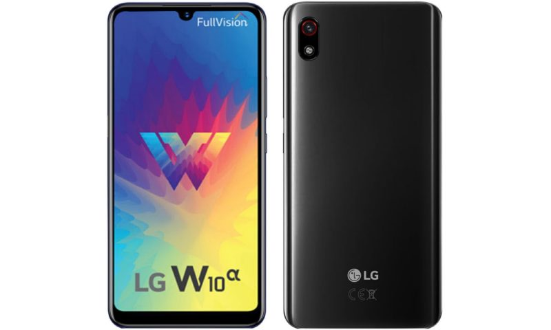 LG W10 Alpha launched in India for Rs 9,999