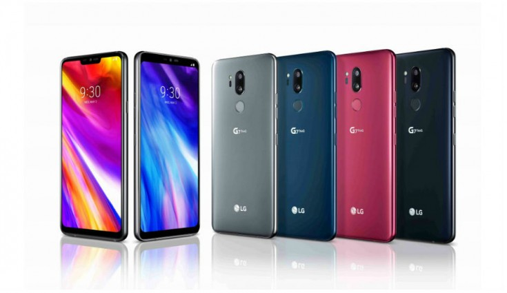 LG G7 ThinQ, G7+ ThinQ Android Pie update starts rolling out in India